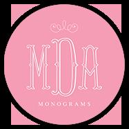 MDA Monograms